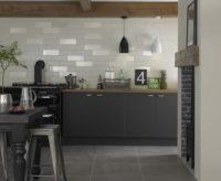 Walls and Floor Kitchen Cyan studios Leeds